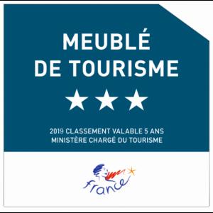 Sticker Meuble De Tourisme 3 Etoiles