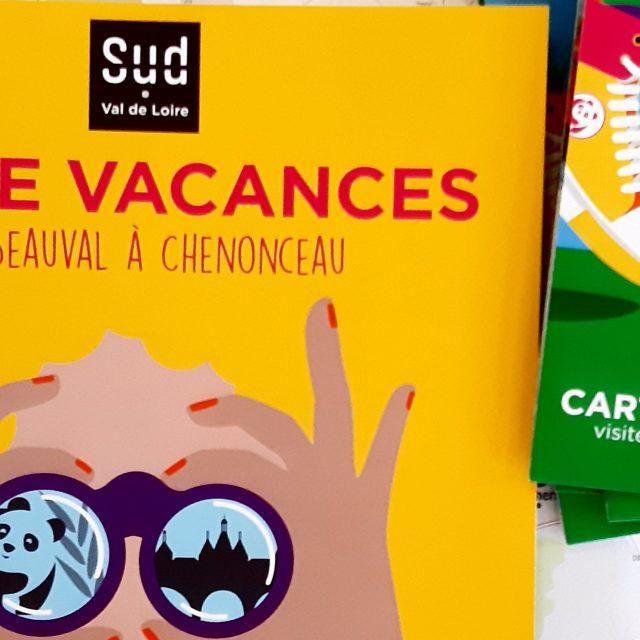 Guides Vacances Cartes Touristques Sudvaldeloire 2021