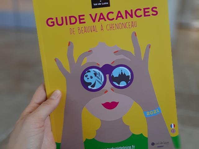 Guides Vacances Sudvaldeloire 2021