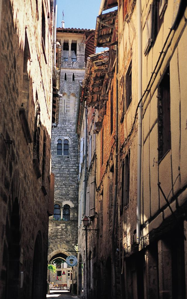 Ruelle de St-Antonin Noble Val