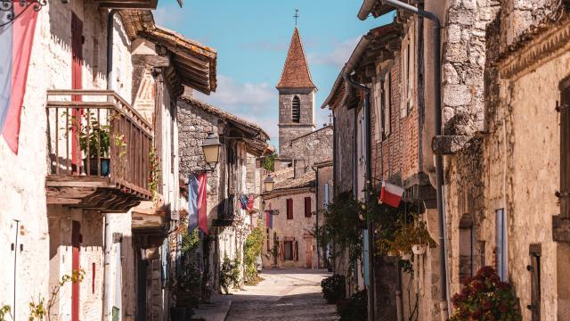 Bastide de Montjoi tarn-et-garonne