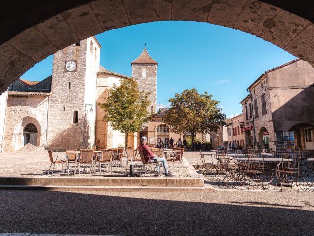 Lauzerte, classé plus Beaux Villages de France