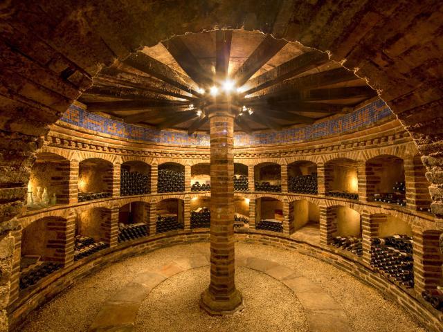 Cave du Château Saint Louis
