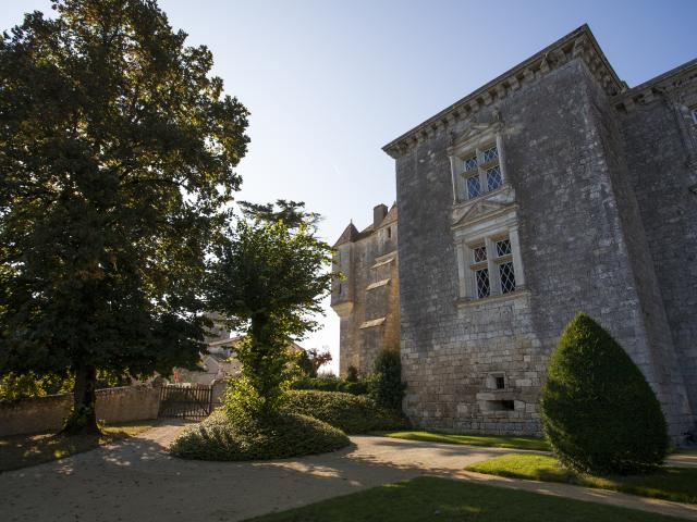 Château et jardins de Gramont