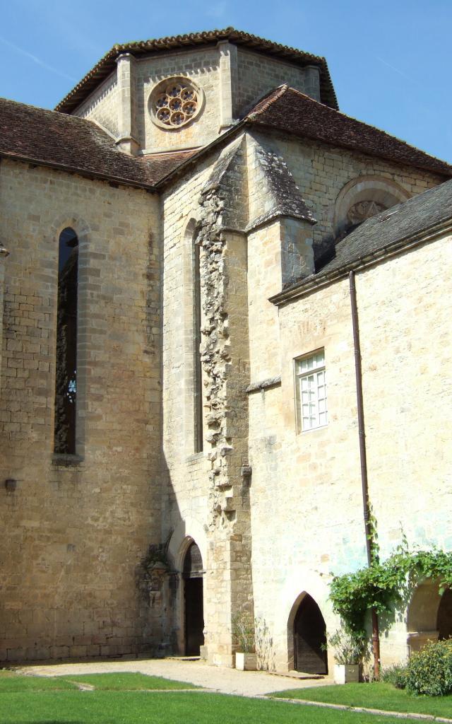 Abbaye de Beaulieu tourisme