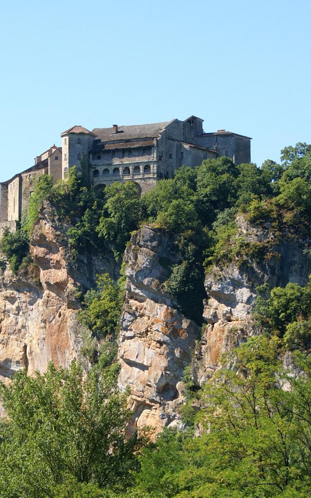 Chateaux de Bruniquel