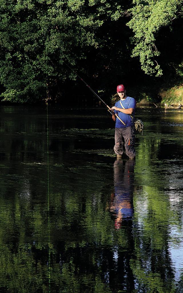 Pêche en Tarn-et-Garonne