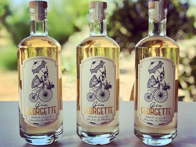 Gin Georgette
