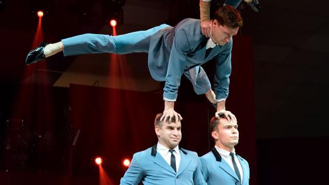 Noël en Cirque