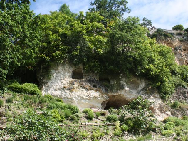 Roc des Nobis à Roquecor
