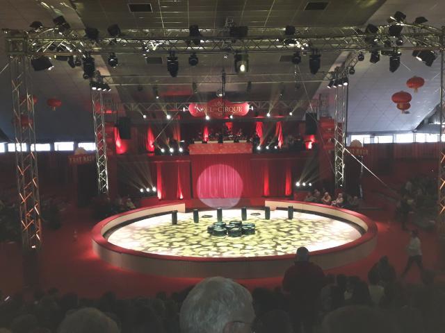 Noel en cirque 2019