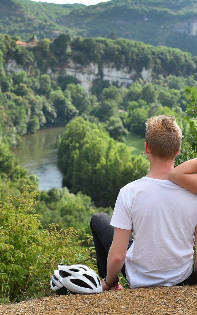 Gorges Aveyron Damase