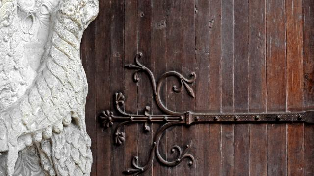 Moissac Entrée Abbaye