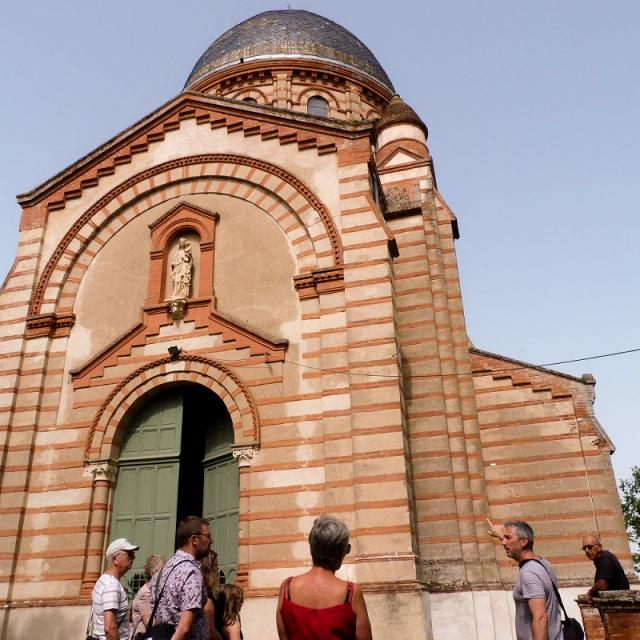 Chapelle De Lapeyrouse De Lafrançaise