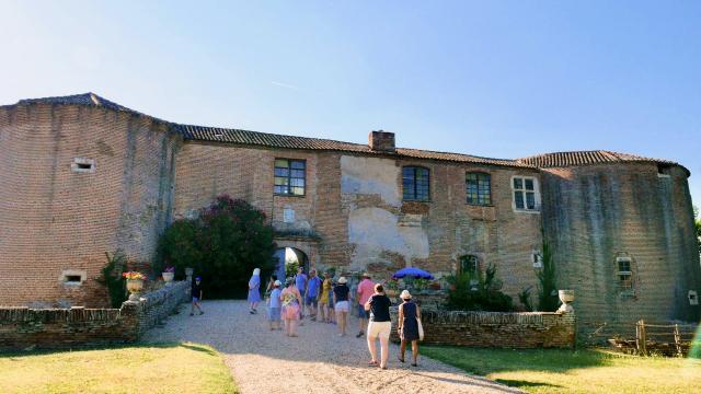Château De Piquecos