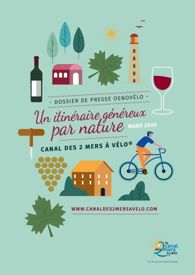 Dp Vélo Et Vin Canal