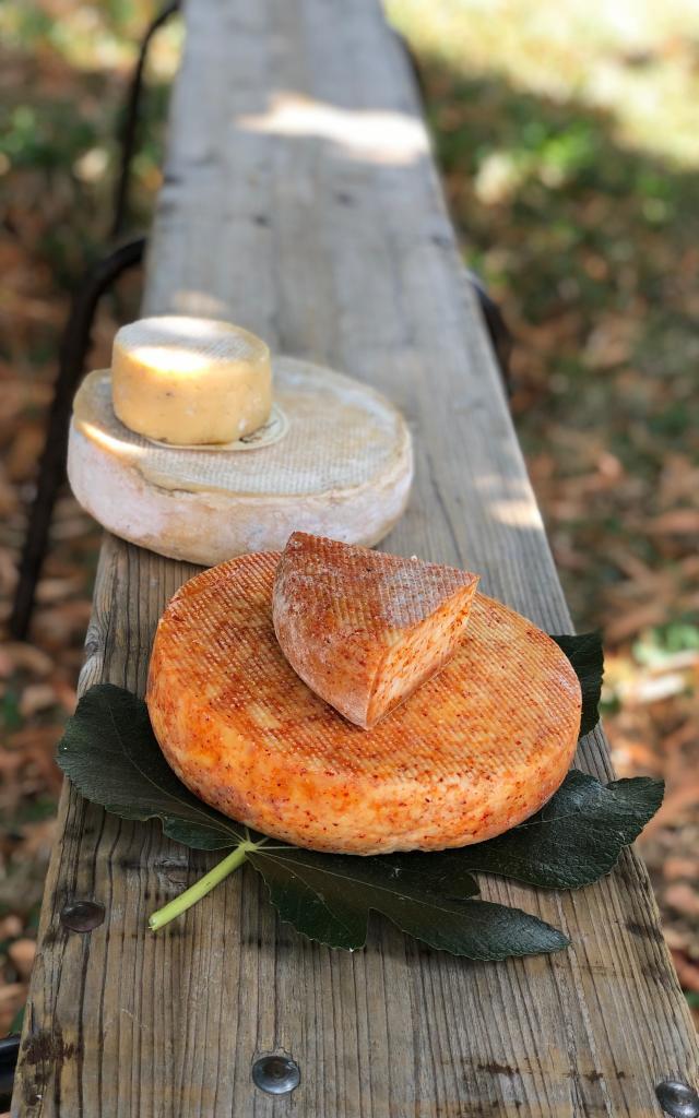 Fromages Au Clair De La Brune