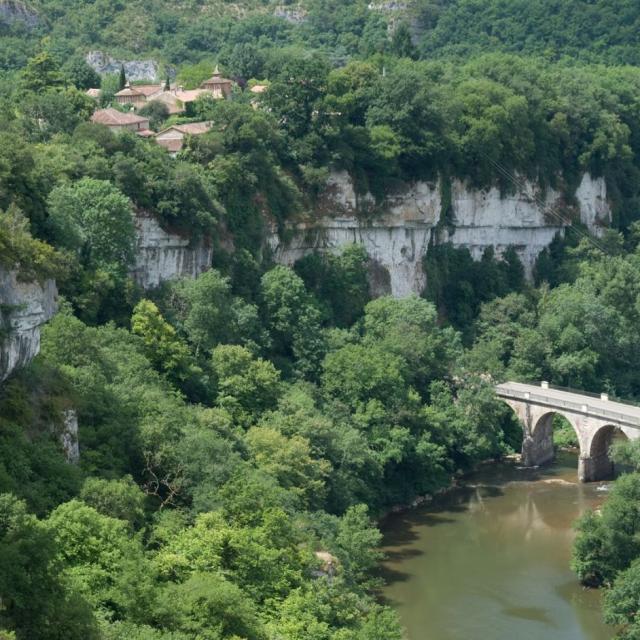 Gorges De L Aveyron Midi Quercy St Antonin