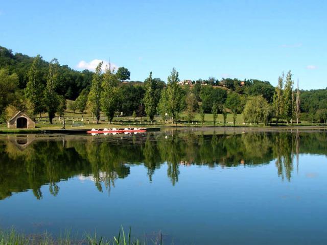 Lac De Parisot 82
