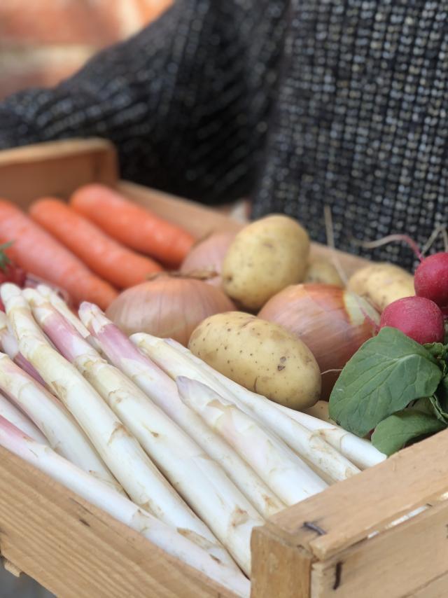 Paniers De Fruits Et Légumes Adt 82