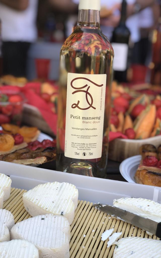 Vins Domaine De Thermes Adt 82