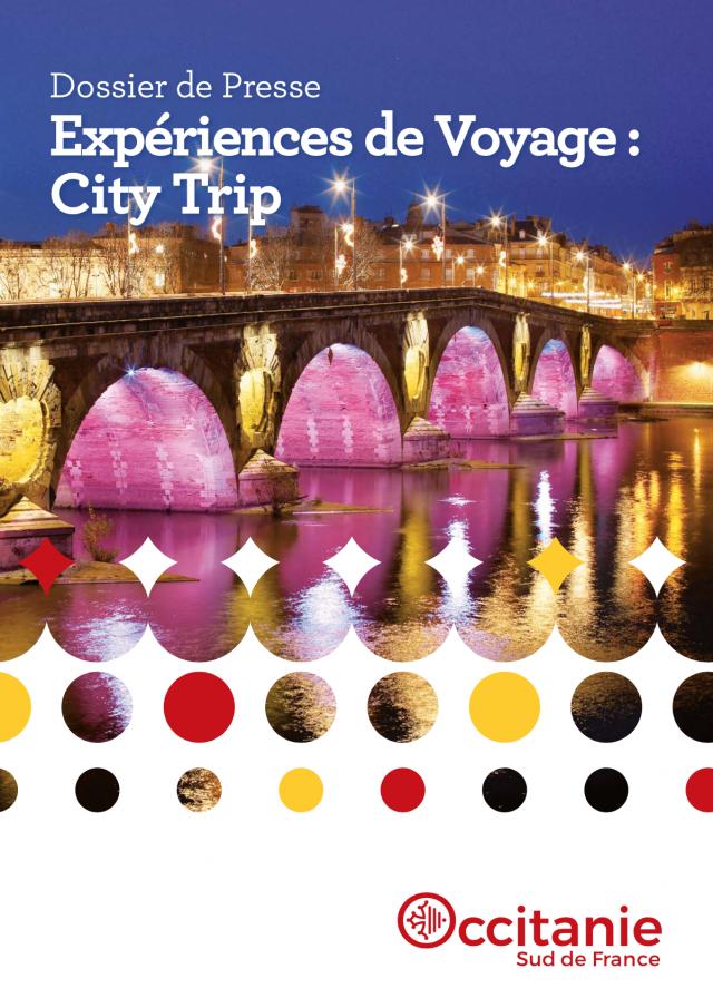 Couverture Dp Occitanie City Trip