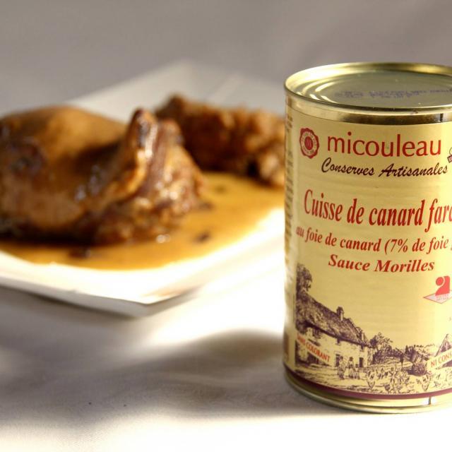 Fconserves Maison Micouleau