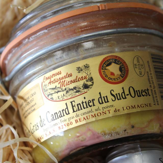 Foie Gras De Canard Maison Micouleau 0843