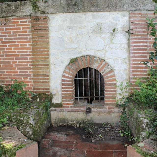 Fontaine Chêne De Merles