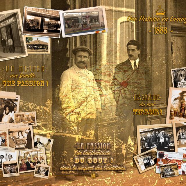 Histoire Maison Micouleau