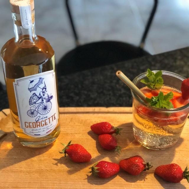 Ingrédients Gin Tonic Spring