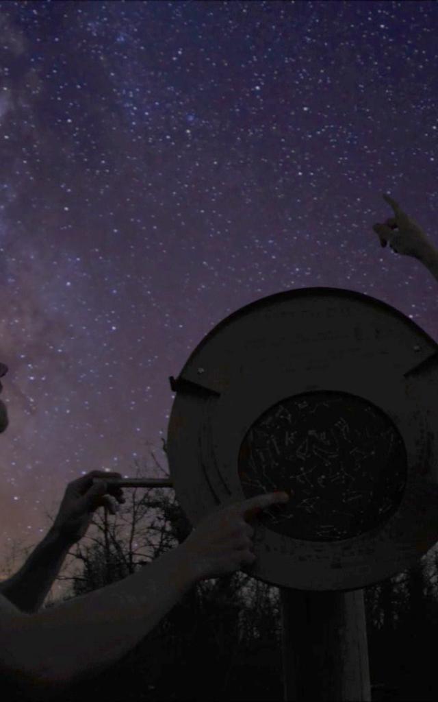 Le Refuge Aux étoiles Carte Du Ciel