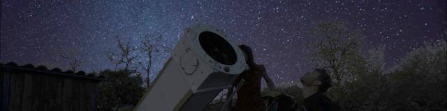 TÈlescope Nuit Le Refuge Aux étoiles
