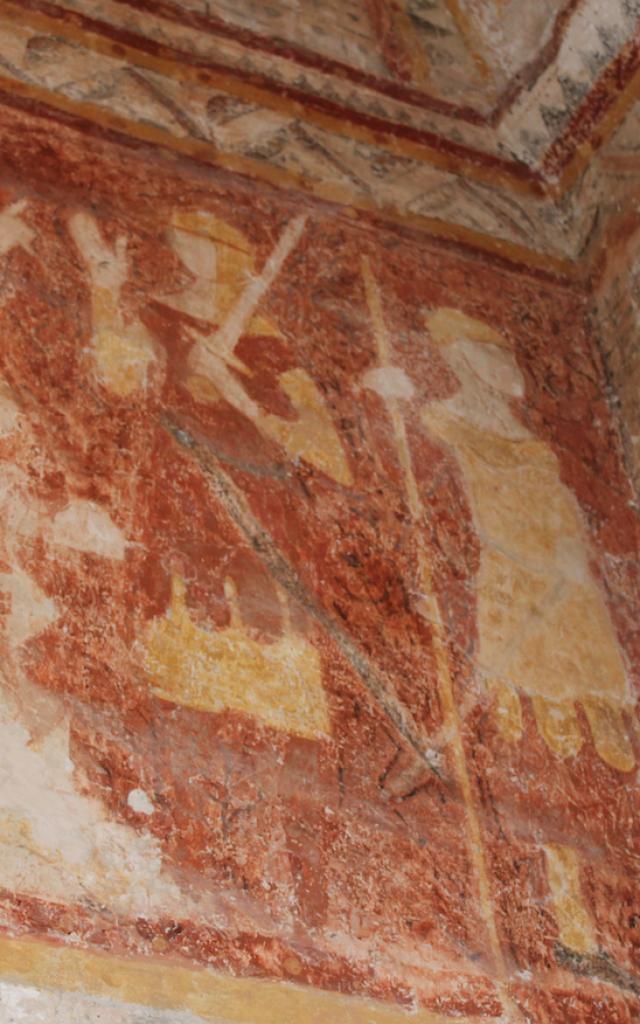 Detail Église De Saux