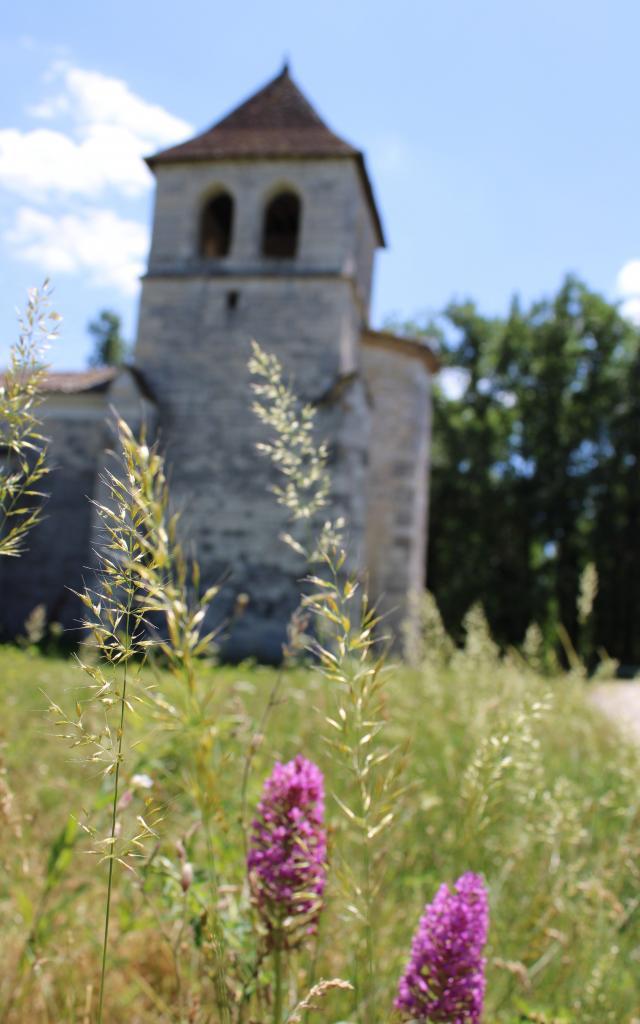 Eglise De Saux