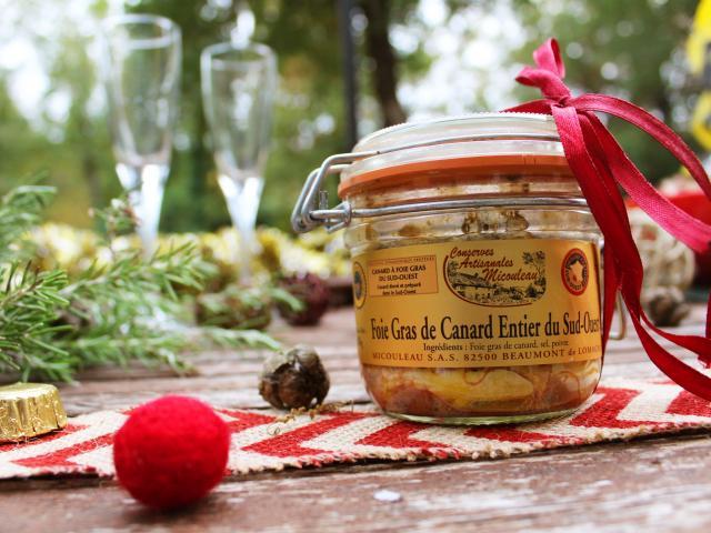 Foie Gras de Canard maison Micouleau