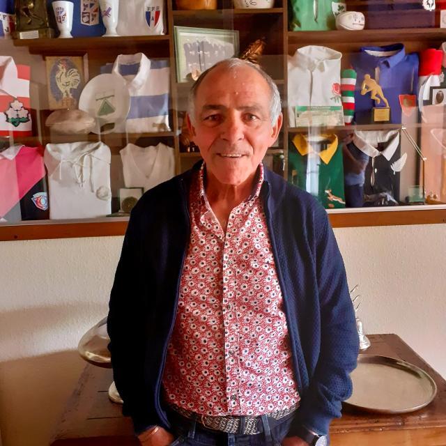 Max Barreau Ancien International