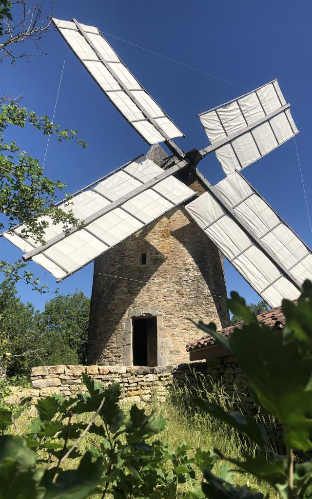 Moulin De Saillagol