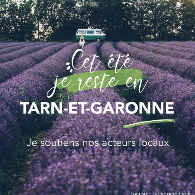 Visuel cet été je reste en Tarn-et-Garonne