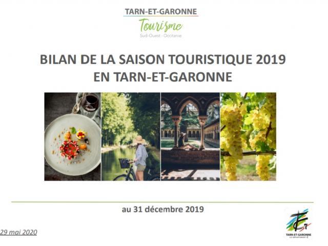Bilan Touristique Saison 2019