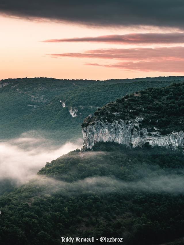 Causses et gorges de l'Aveyron en Tarn-et-Garonne
