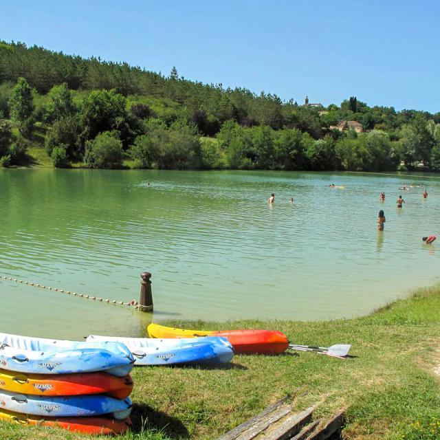 Lac De Molières