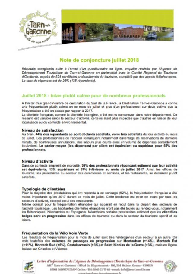 Note Conjoncture 2018 Juillet