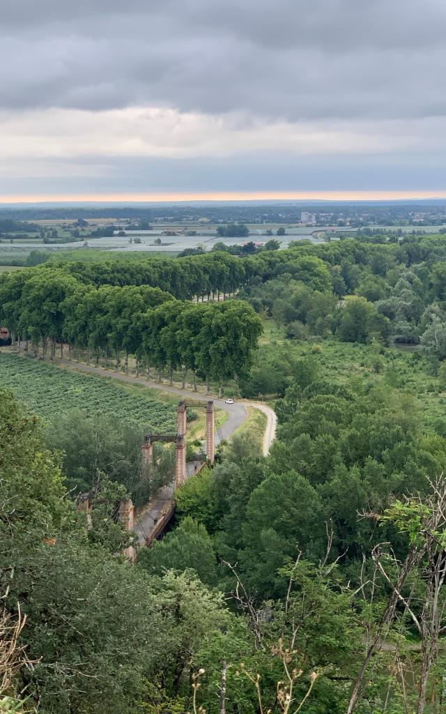 Pont Sur La Garonne Bourret
