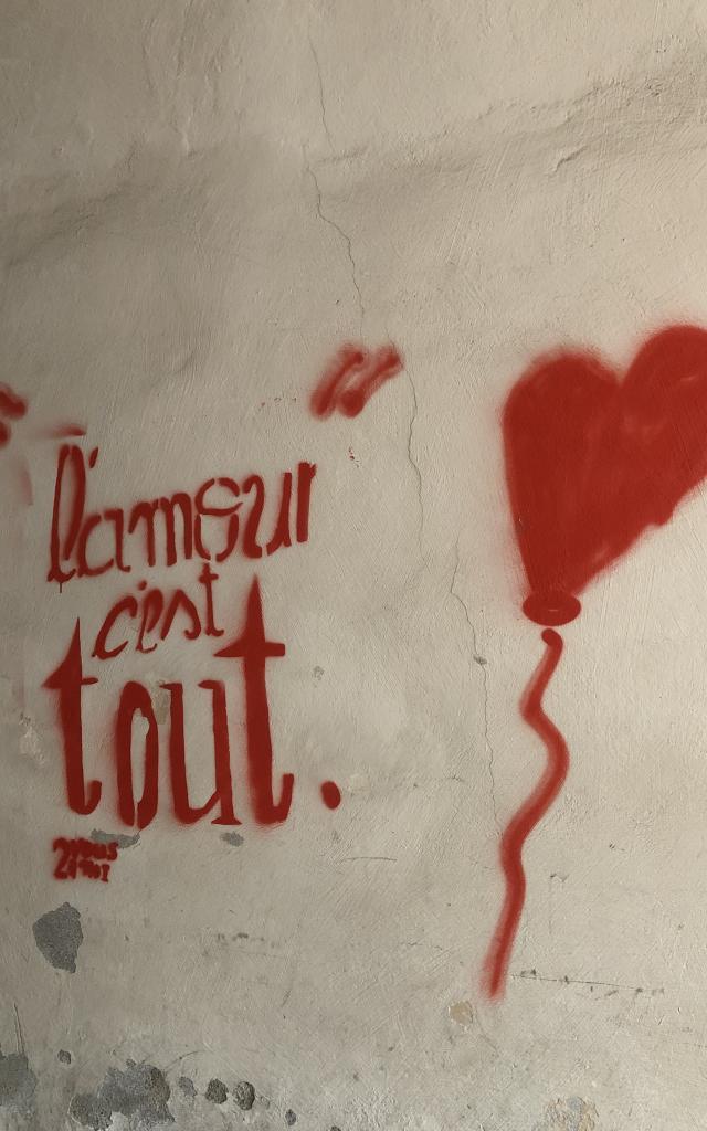 Street Art Montauban Passage Vieux Palais