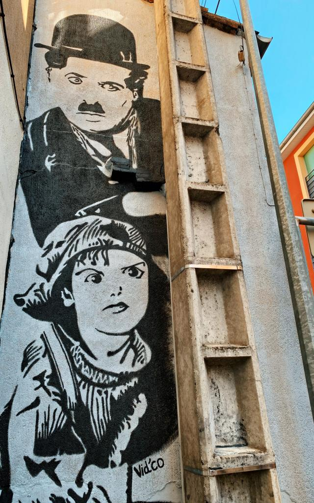 Street Art Montauban The Kid