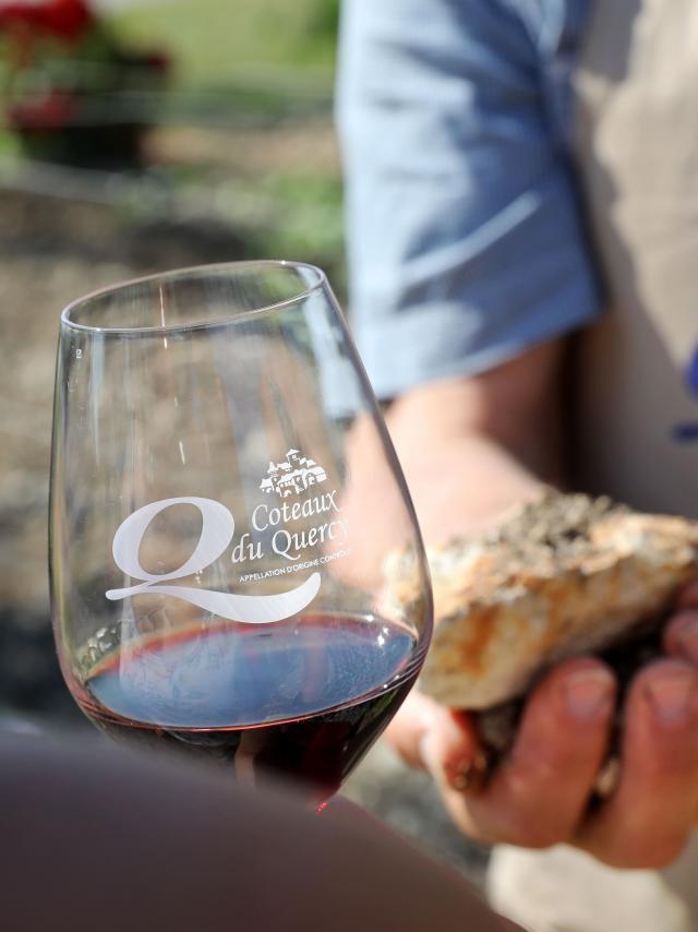Vignoble du Quercy © Jerome Morel