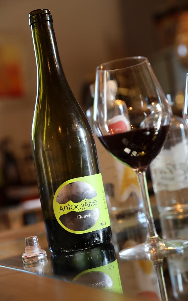 Bouteilles Domaine Antocyame