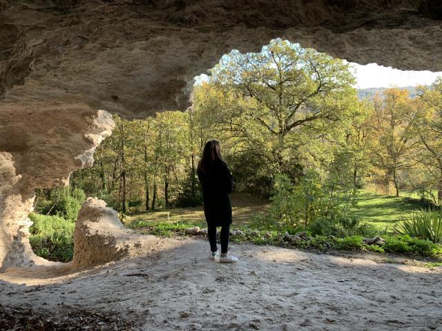 Grottes Roc Des Nobis 2219