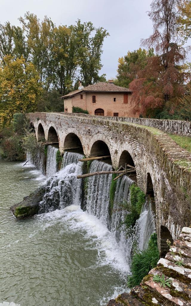 Pont Des ânes Moulin De La Théoule